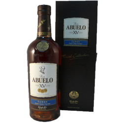Ron Abuelo 15ans Tawny Cask